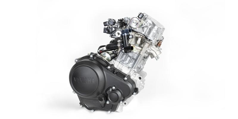 M/C 125 cc 4T FI