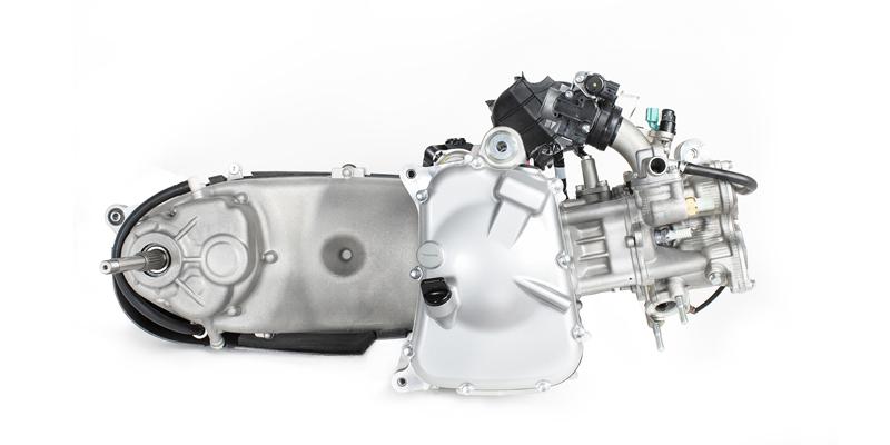 S/C 125 cc 4T FI