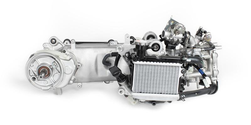 S/C 50 cc 4T FI