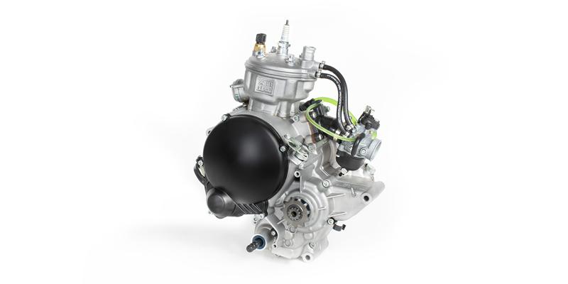 M/C 50 cc 2T CARB
