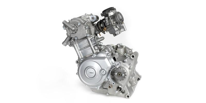 M/C 125 cc 4T CARB