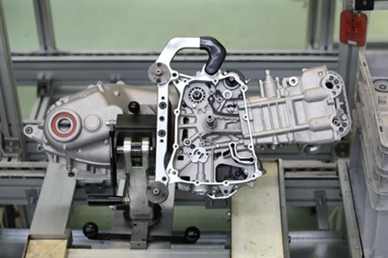 produzione assemblaggio motori minarelli